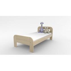 Łóżko GAJA 160x80 bez materaca