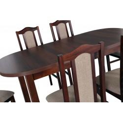 Stół WENUS 1 laminat 80x160/200