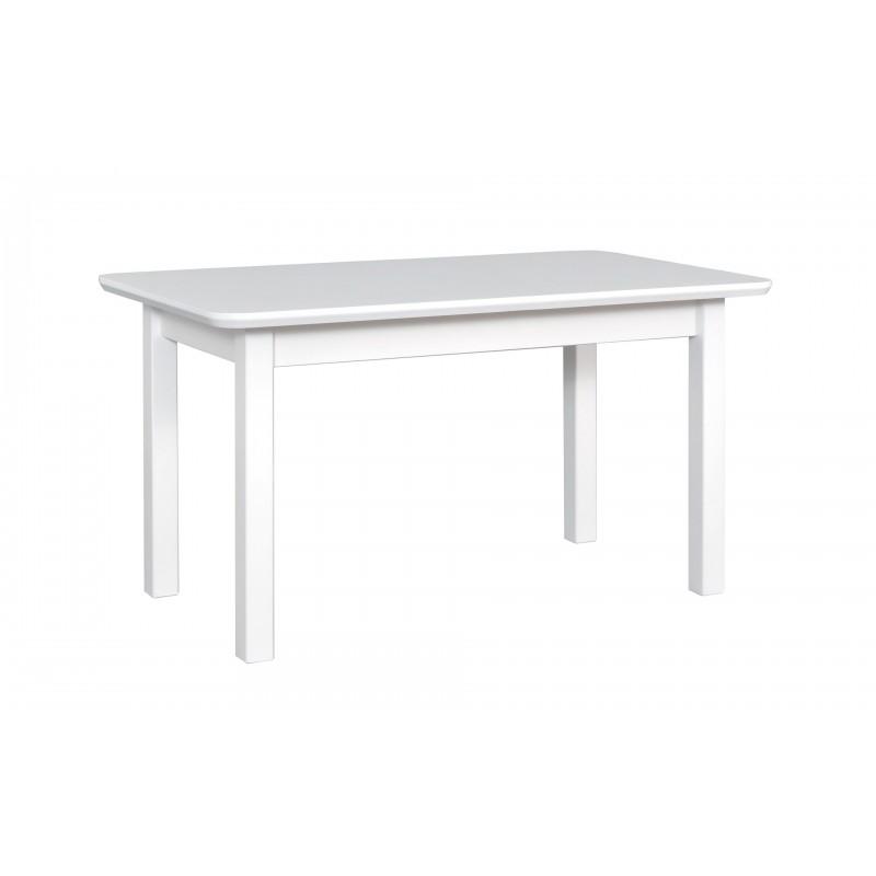 Stół WENUS 2 S okleina dąb 80x140/180
