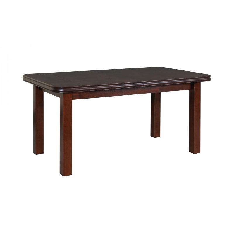 Stół WENUS 5 L okleina dąb 90x160/240(2x40)