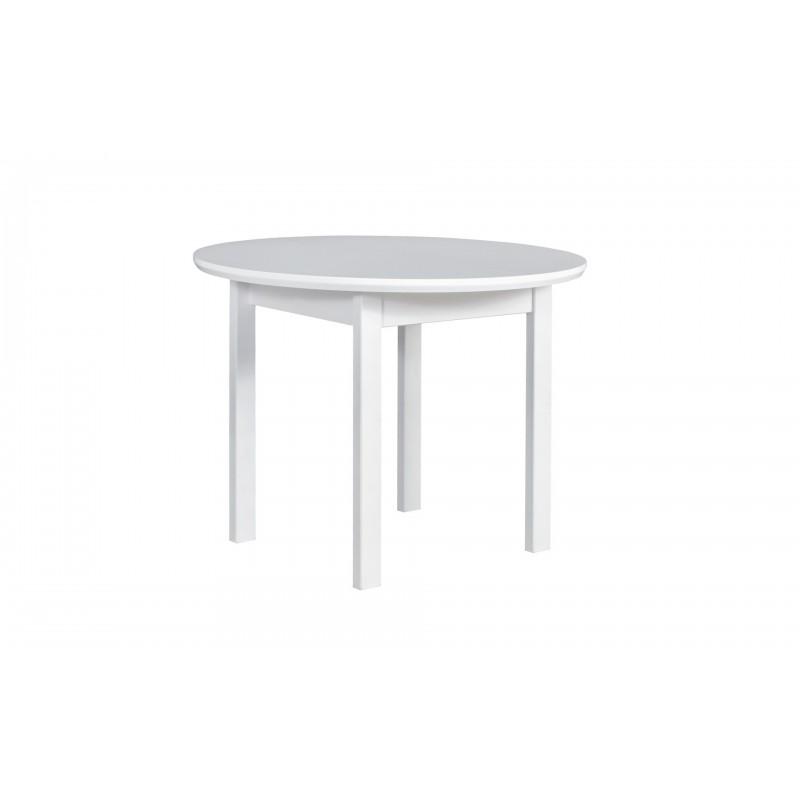 Stół Poli 1 okleina dąb 100/130