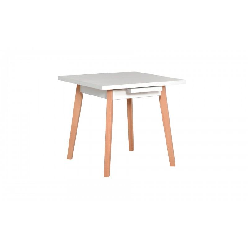 Stół OSLO 1 L laminat 80x80/110