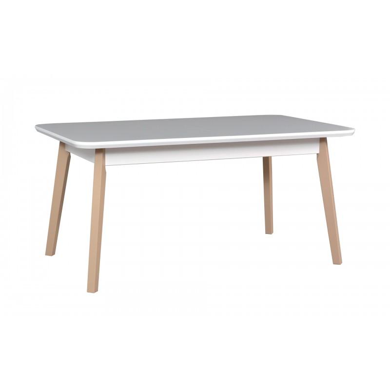 Stół OSLO 7 MDF lakier 80x140/180