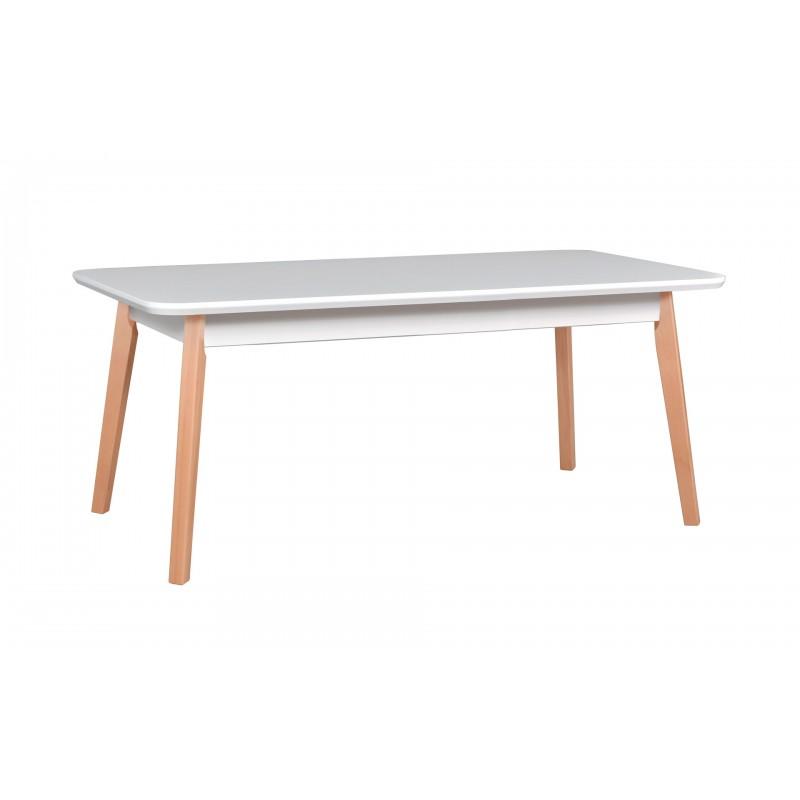 Stół OSLO 8 MDF lakier 90x160/200