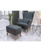 Fotele - komfortowe modele do salonu - dobre ceny - Dąb-Meble